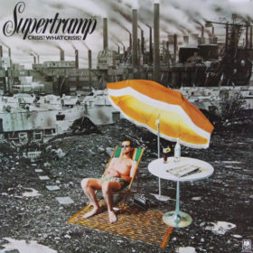Supertramp – Crisis? What Crisis? (1975)