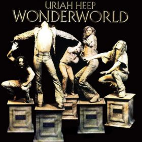 Uriah Heep – Wonderworld (1974)