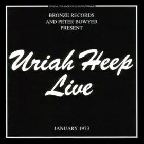 Uriah Heep – Uriah Heep Live (1973)
