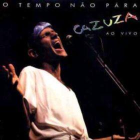 Cazuza – O Tempo não Para (1988)