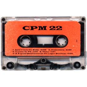 CPM 22 –  CPM 22 (Demo) (1998)