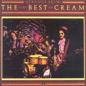 Cream – Strange Brew: The Very Best of Cream (1983)