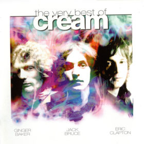 Cream – The Very Best Of Cream  (1995)