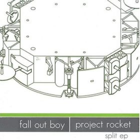 Fall Out Boy – Project Rocket / Fall Out Boy Split EP (2002)