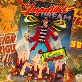 The Sensational Alex Harvey Band – The Impossible Dream (1974)