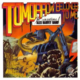 The Sensational Alex Harvey Band – Tomorrow Belongs to Me (1975)