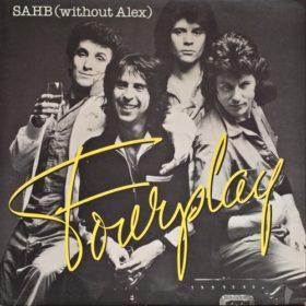 The Sensational Alex Harvey Band – Fourplay (1977)