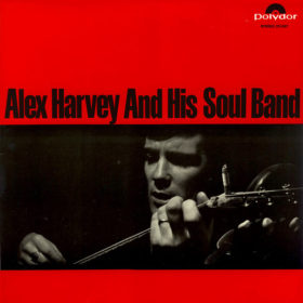 Alex Harvey – Alex Harvey and His Soul Band (1964)