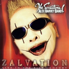 The Sensational Alex Harvey Band – Zalvation (2006)