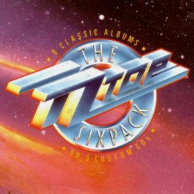 ZZ Top – Six Pack (1987)