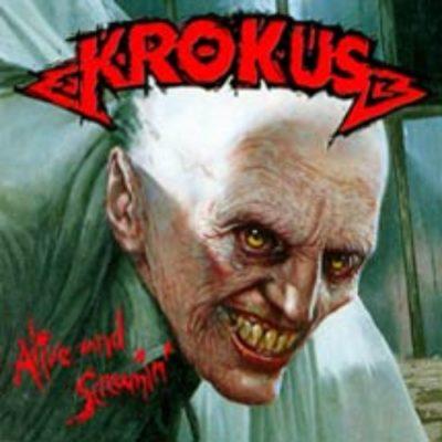 Download Krokus - Alive and Screamin' (1986) - Rock Download (EN)