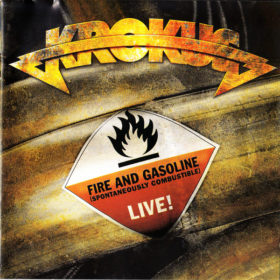 Krokus – Fire And Gasolin Live (2004)