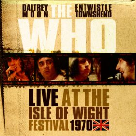 The Who – Live at the Isle of Wight Festival 1970 (1996)