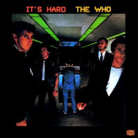 The Who – It's Hard (1982)