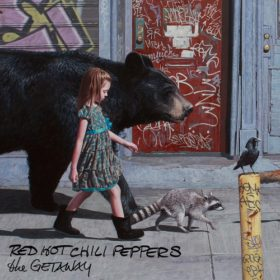 Red Hot Chili Peppers – The Getaway (2016)