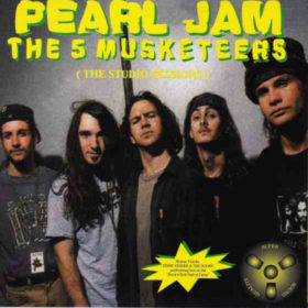 Pearl Jam – The 5 Musketeers (1993)