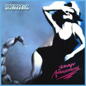 Scorpions – Savage Amusement (1988)