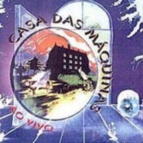 Casa Das Máquinas – Ao Vivo Em Santos (1978)