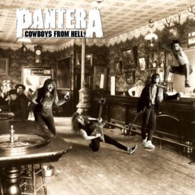 Pantera – Cowboys from Hell (1990)