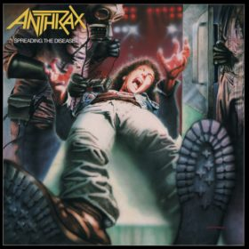 Anthrax – Spreading the Disease (1985)
