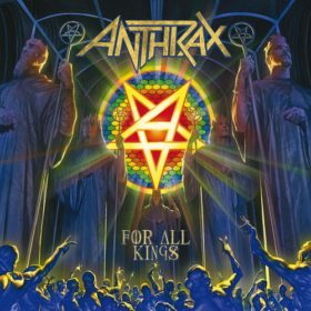 Anthrax – For All Kings (2016)