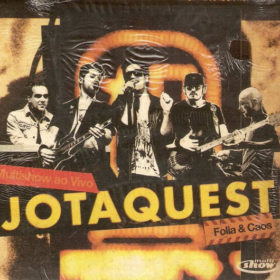 Jota Quest – Multishow Ao Vivo: Folia & Caos (2012)