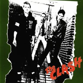 The Clash – The Clash (1977)