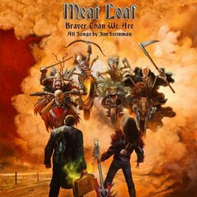 Meat Loaf – Braver Than We Are (2016)