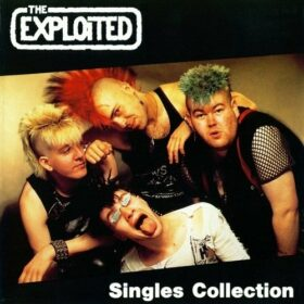 The Exploited – Singles Collection (1993)