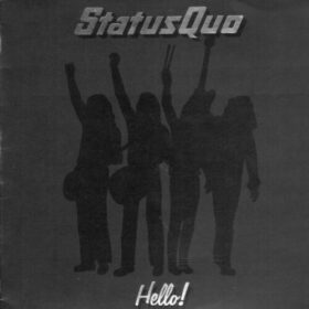 Status Quo – Hello! (1973)