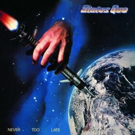 Status Quo – Never Too Late (1981)