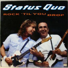 Status Quo – Rock 'Til You Drop (1991)