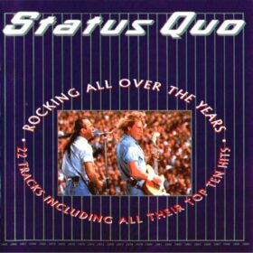 Status Quo – Rocking All Over The Years (1990)