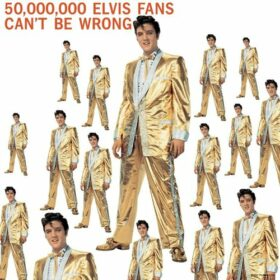Elvis Presley – 50,000,000 Elvis Fans Can't Be Wrong (1997)