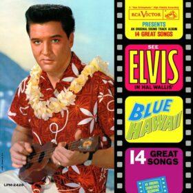 Elvis Presley – Blue Hawaii (1961)