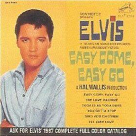 Elvis Presley – Easy Come, Easy Go (1967)