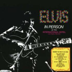 Elvis Presley – Elvis In Person At The International Hotel (1970)