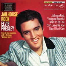 Elvis Presley – Jailhouse Rock (1957)