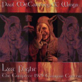 Paul McCartney and Wings – Last Flight (1979)