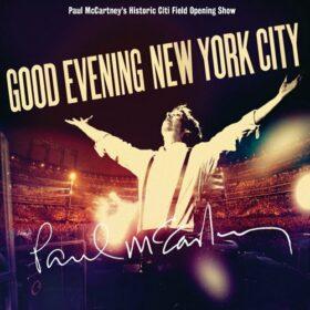 Paul McCartney – Good Evening New York City (2009)