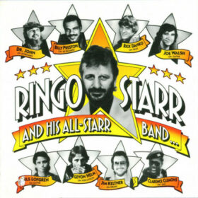 Ringo Starr And His All-Starr Band – Ringo Starr and His All-Starr Band (1990)