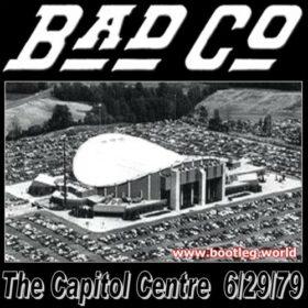 Bad Company – The Capital Centre (1979)