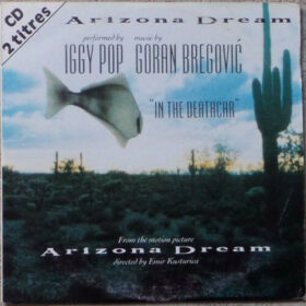 Iggy Pop – Original Motion Picture Soundtrack – Arizona Dream (1993)