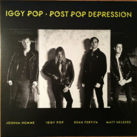 Iggy Pop – Post Pop Depression (2016)
