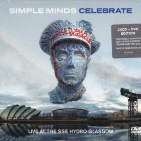 Simple Minds – Celebrate. Live At The SSE Hydro Glasgow (2014)
