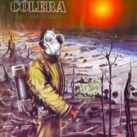 Cólera – Verde Não Devaste (1989)