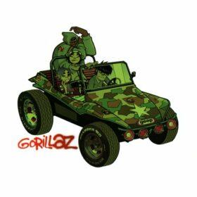Gorillaz – Gorillaz (2001)