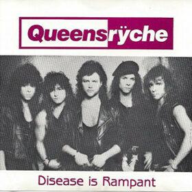 Queensrÿche – Disease Is Rampant (1989)