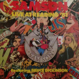 Samson – Live At Reading 81 (1990)
