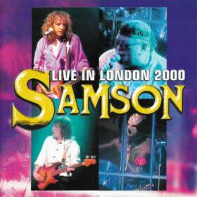Samson – Live In London (2000)